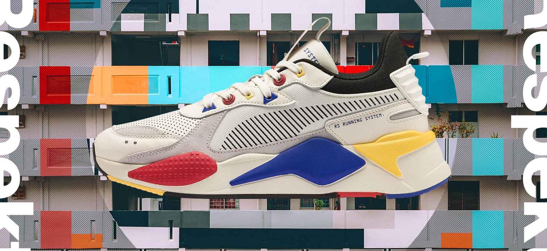 Puma | RS-X Colour Theory | EVERYBODY HAS GOT A THEORY 1