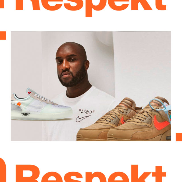 Virgil Abloh - From nowhere to Nike and LV