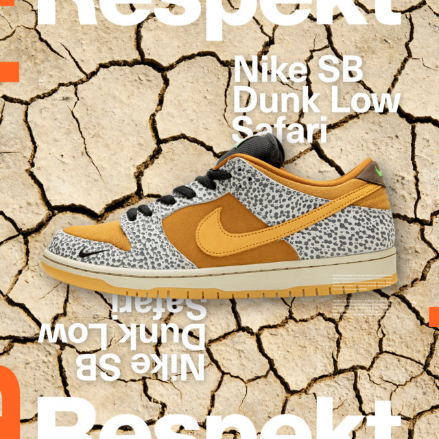 Nike SB Dunk Low - We go on safari 5