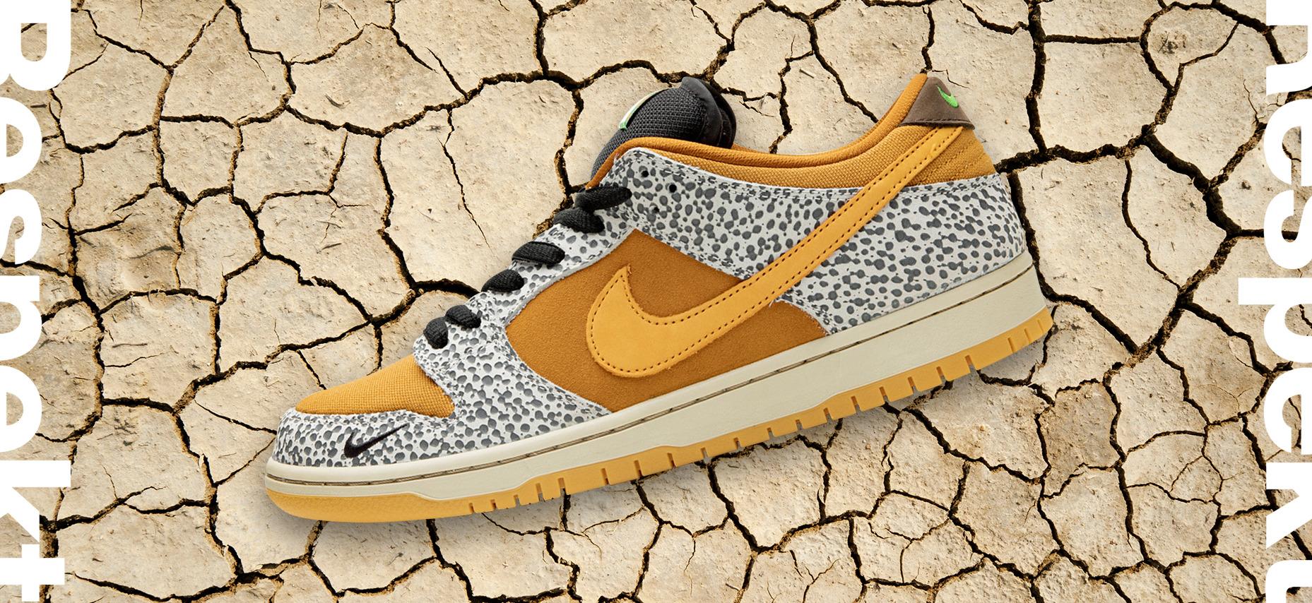 nike sb dunk low safari online raffle