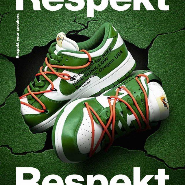 Nike | Dunk Low X Off White | Schluss ist erst, wenn Virgil pfeift. 1